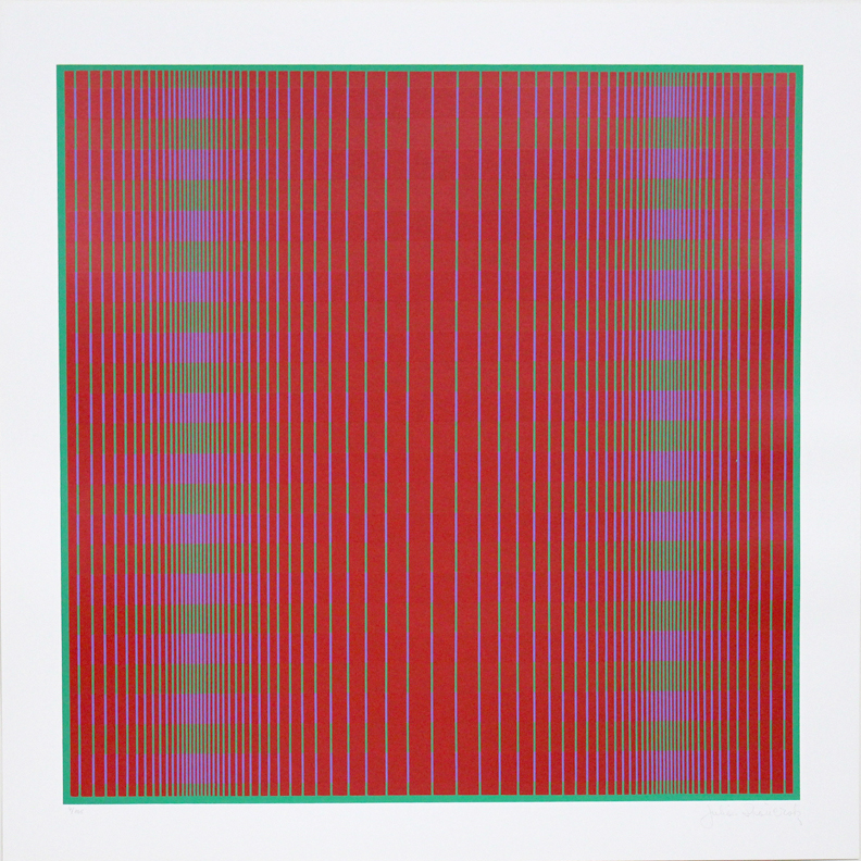 Two Condensations, 1970, 25x25, Ed. 125